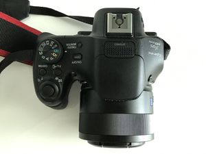 Sony CybeCamera Shot DSC-HX400V Wi-Fi Digital Camera Video for Sale in Miami, FL