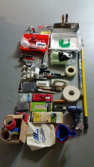 Stuff for painting. !!! for Sale in Lockport, IL