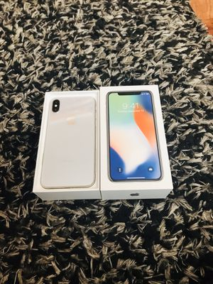 iPhone X unlocked for Sale in Detroit, MI