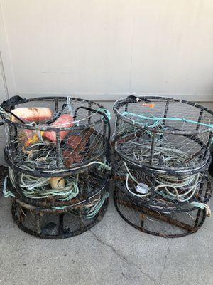 Crab pots for Sale in Aptos, CA