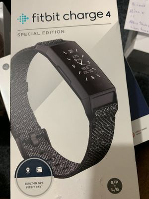Fitbit charge 4 (2 left) for Sale in San Francisco, CA