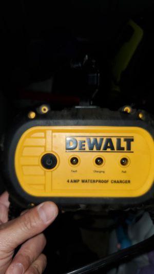 Dewalt car battery charger 25 o.b.o. for Sale in Selma, CA