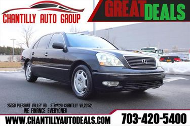 2002 Lexus Ls 430 for Sale in Chantilly,  VA