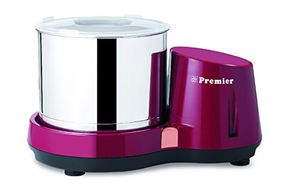 Premier Compact Table Top Wet Grinder -110volts 2 Ltrs (Red) for Sale for sale  Queens, NY