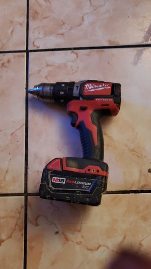 Milwaukee hammer drill for Sale in Santa Ana, CA