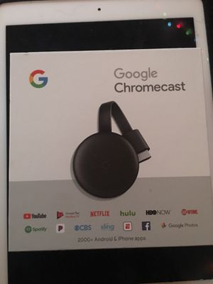 Google Chromecast+ 1080p HD TV 30 inch for Sale in Strongsville, OH