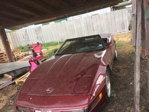 40 th anniversary corvette for Sale in San Antonio, TX