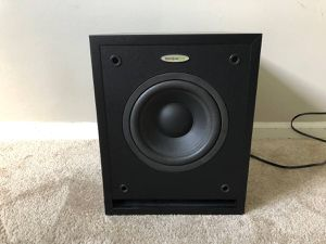 Velodyne CHT-8 Home Powered Active Subwoofer for Sale in Mount Prospect, IL