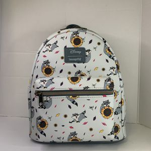 LOUNGEFLY DISNEY POCAHONTAS MEEKO SUNFLOWER MINI BACKPACK for Sale in Rosemead, CA