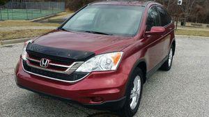 2011 Honda CRV EX-L 4WD for Sale in Landover, MD