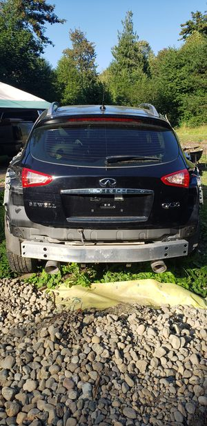 2017 Infiniti qx50 rwd 3.7 parts ONLY for Sale in Mount Vernon, WA