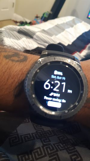 Samsung s3 smart watch for Sale in Concord, CA