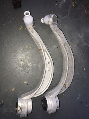 Audi A5 lower curved control arms with new bushings not shown on picture part#8K04076961 for Sale in Davie, FL
