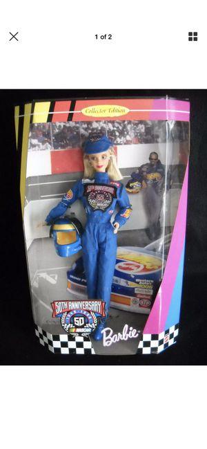 50th Anniversary NASCAR Barbie for Sale in Miami, FL