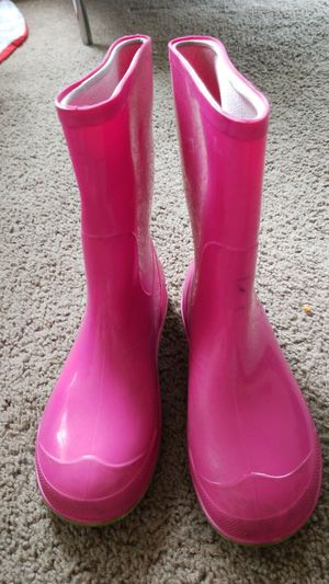 Rain boots for girl $5 for Sale in San Diego, CA