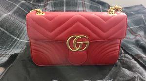 Gucci Purse Red for Sale in San Jose, CA