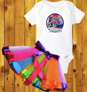 Trolls baby outfit 12m for Sale in Rialto, CA