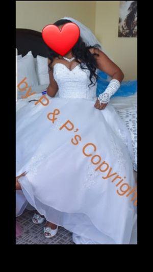 Wedding dress for Sale in Naples, FL