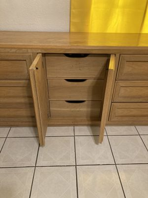 Mid century 9 drawers for Sale in Los Angeles, CA