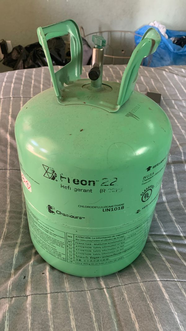 R22 Freon