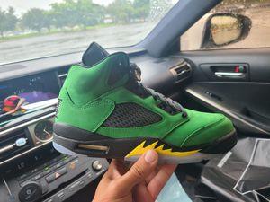 "Jordan 5 ""apple green"" for Sale in Carol City, FL"