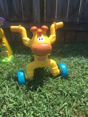 Donkey preschool tricycle for Sale in Murfreesboro, TN