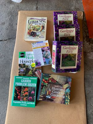 Gardening books for Sale in Tacoma, WA