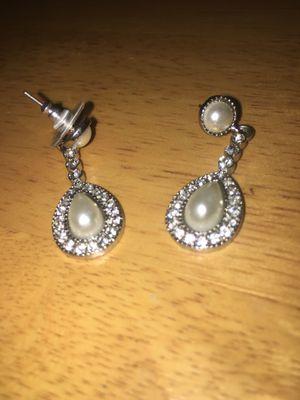 Diamond earrings for Sale in Nashville, TN