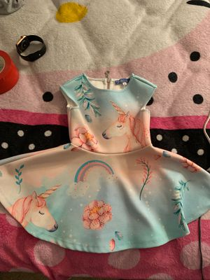 Unicorn dress for Sale in Raleigh, NC