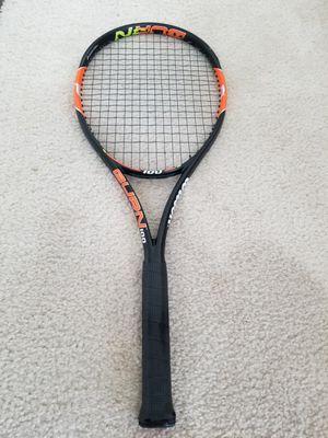 Wilson Burn 100 tennis racquet for Sale in Aldie, VA