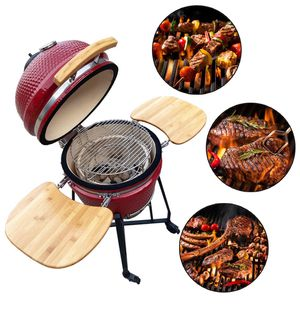 "Aoxun 19"" Kamado Grill, for Sale in Suwanee, GA"
