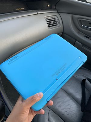 Blue Mini HP Laptop for Sale in Burlington, NC