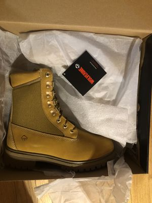 Wolverine work boots. Mens size 8 for Sale in North Brunswick Township, NJ