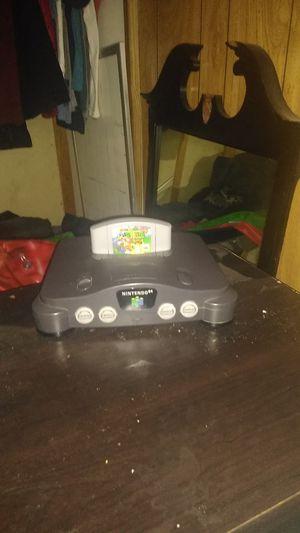 Nintendo 64 5games for Sale in Nashville, TN