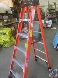 6ft a frame ladder by werner for Sale in Seattle, WA