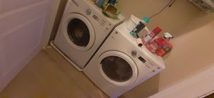 GE front loading washer and dryer for Sale in Joint Base Andrews, MD