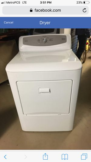 Washer and dryer 600 for Sale in Alexandria, VA