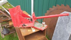 Spare tire mount/ winch for m35a2 for Sale in Sultan, WA