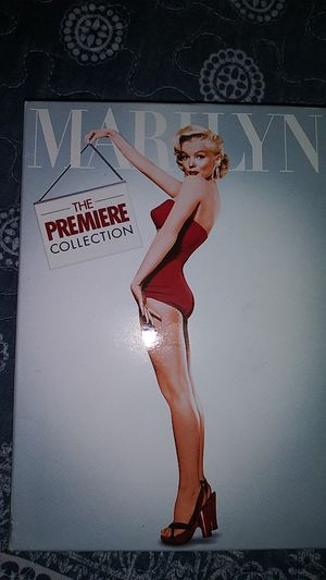 Marilyn Premiere Collection DVD for Sale in Phoenix, AZ