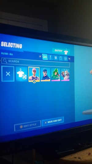 Fortnight account for Sale in Arlington, TX