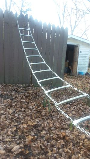 CHAIN SAFTEY LADDER for Sale in Hermitage, TN
