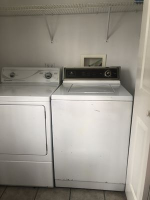 Washer and dryer for Sale in Templeton, PA