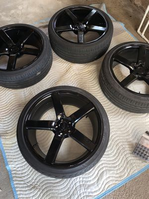 """20"""" Wheels and Tires for Sale in Columbia, MO"""