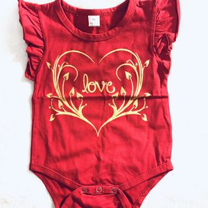6mo, 12mo And 2t Love Onesie $10 Each for Sale in National City, CA