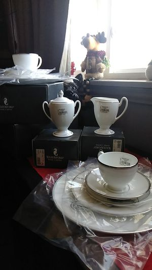 Waterfront fine china for Sale in Copperas Cove, TX