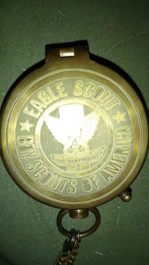 Boy Scout ..Eagle Scout pocket watch for Sale in Fort Worth, TX
