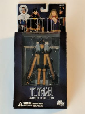DC Comics Justice Toyman Action Figure for Sale in Reynoldsburg, OH