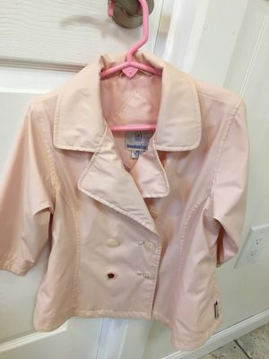 London fog rain jacket- gently used for Sale in Sudbury, MA