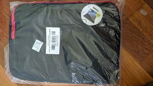 """BRAND NEW: DELL 15.6"""" NOTEBOOK LAPTOP CARRYING CASE SLEEVE With HANDLE for Sale in Tampa, FL"""