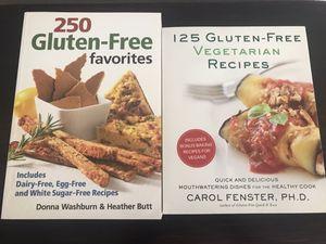 Gluten Free Recipe Books for Sale in Draper, UT